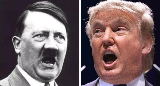 Adolf-Hitler-and-Donald-Trump