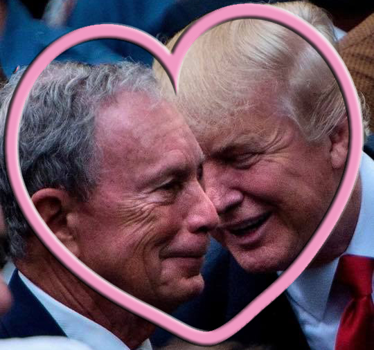 trump-bloomberg-love-hearty